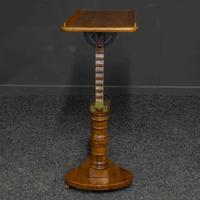 Victorian Walnut Reading Table (6 of 8)