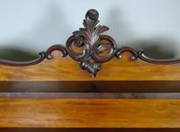Victorian Flame Mahogany Chiffonier Cabinet Sideboard (5 of 8)
