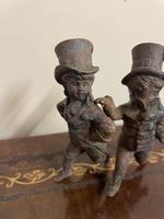 Victorian Bronze Top Hat Boy Figures (4 of 6)