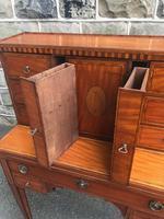 Antique Inlaid Satinwood Ladies Writing Desk (11 of 15)