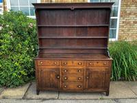 Georgian Welsh Dresser in Oak