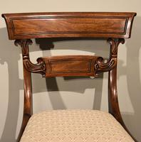 Pair of Regency Mahogany Side Chairs (7 of 7)