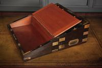 Rare Victorian Coromandel Writing Slope (16 of 19)