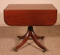 Small Pembroke Table 19th Century in Mahogany (2 of 12)