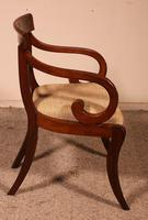 Regency Rosewood Chair Early 19th Century c.1811 (5 of 10)