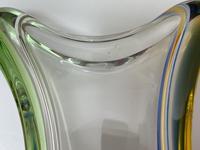 Collectible Czech Mid 20th Century by Frantisek Zemek Rhapsody Range Glass Vase (25 of 26)