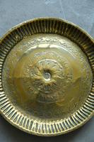 Eastern Brass Dish (5 of 9)