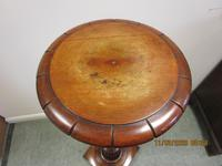19th Century Mahogany Torchere (2 of 4)