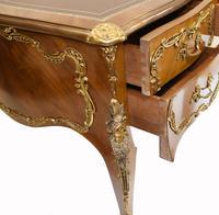 French Bureau Plat Desk - Empire Dummy Partners Desks (12 of 15)