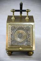 Henry Loveridge Arts & Crafts Brass Coal Scuttle (11 of 15)