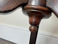 Decorative French Louis Revival Style Marble Top Side Table with Romantic Sèvres Plaques (11 of 38)