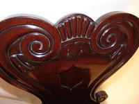 Pair of Regency Mahogany Hall Chairs (2 of 7)