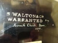 Mid-19th Century Walton & Co. Papier Maché Tray, (2 of 5)