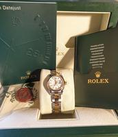 Ladies Rolex Datejust Watch with Automatic Movement (2 of 7)