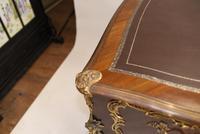 French Bureau Plat Desk - Empire Dummy Partners Desks (7 of 15)