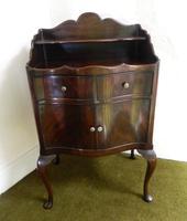Mahogany Bedside Cabinet / Cupboard (2 of 6)