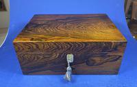 Georgian Brazilian Rosewood Box (15 of 17)