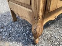 French Bleached Oak Side Cupboard (9 of 16)