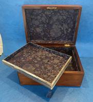 Victorian Rosewood Jewellery Box (14 of 15)