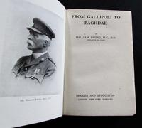 1917 1st Edition from Gallipoli to Baghdad by William Ewing, Army Chaplain (2 of 4)