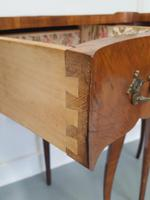 Pair of Kingwood Side Tables c.1930 (4 of 9)