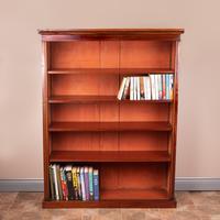 Large Mahogany Bookcase (3 of 6)