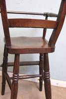 Antique Childs Windsor Highchair (7 of 12)