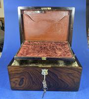 Victorian Rosewood Jewellery Box (5 of 17)