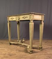 Italian Painted & Giltwood Console Table (4 of 11)