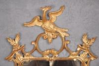 Fine 19th Century Chippendale Style Giltwood Mirror (2 of 8)