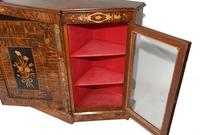 Victorian Credenza Walnut Sideboard Cabinet c.1880 (11 of 16)
