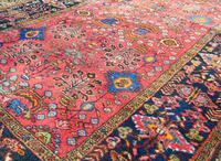 Antique Kurdish Runner Carpet (2 of 6)