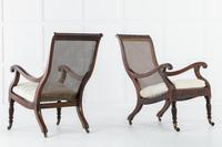 Pair of 19th Century Anglo Indian Plantation Chairs (8 of 8)