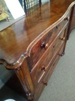 Burr Walnut Chest of Drawers (3 of 6)