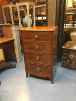 George III Pillar Chest of Drawers (12 of 12)