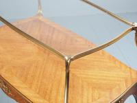 Victorian French Walnut Etagere or Side Table (13 of 15)