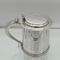 17th Century Antique Charles II Silver Tankard & Cover London 1683 Nathaniel Weekley (3 of 12)