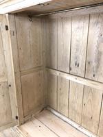 Victorian Pine Two Door Cupboard (4 of 11)