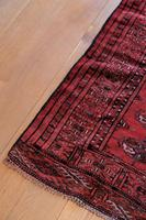 Vintage Handmade Persian Turkoman Rug (2 of 12)