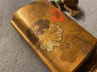 Antique Edo Japanese Inro, Netsuke & Ojime - Kansai and Jokosai (4 of 20)