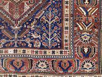 Antique Qashqai Rug (3 of 16)