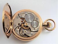 Vintage 1930s Cortebert Pocket Watch (5 of 5)