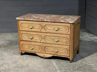 French 18th Century Marble Top Commode Chest (7 of 23)