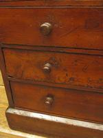 Antique Victorian Collectors Specimen Chest of Drawers (5 of 18)