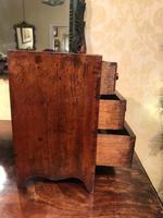 Miniature / Apprentice Mahogany Chest of Drawers (3 of 8)