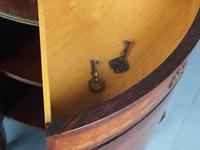 Matched Pair of French Inlaid Corner Cabinets (17 of 18)