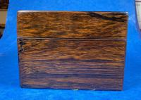Victorian Rosewood Jewellery Box with Mother of Pearl & Abalone Escutcheons (7 of 14)