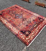 Good Vintage Persian Wool Carpet (2 of 7)