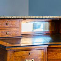 Inlaid Rosewood Desk (6 of 11)