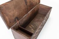 17th Century French Oak Chest (9 of 9)